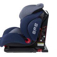 صندلی خودرو کودک چلینو سرمه ای مدل Racer Isofix